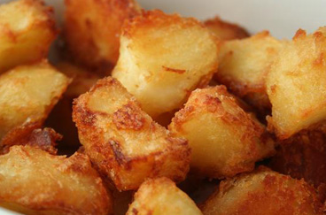 Perfect Roast Potatoes for Christmas dinner